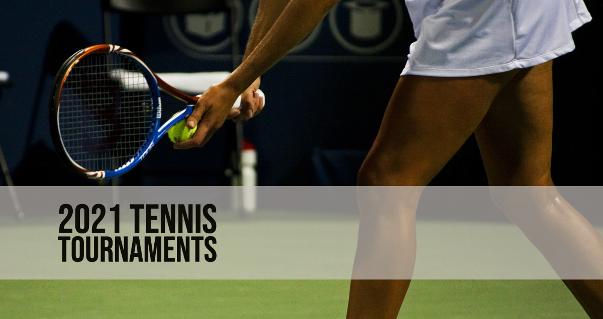 2021 Tennis Tournament Schedule - The Hinding Group